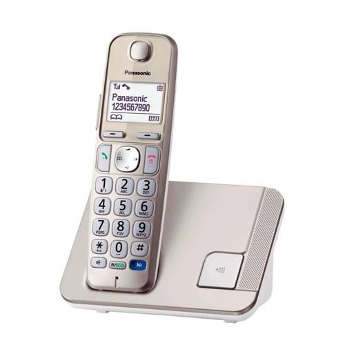 Panasonic KX-TGE210NLN seniorentelefoon kopen