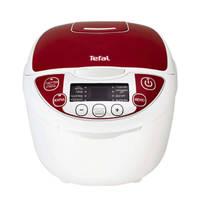 Tefal RK7051 Multicooker rijstkoker/multikoker, Wit, rood