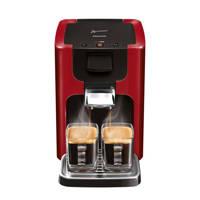 Philips Senseo Quadrante koffiezetapparaat HD7865/80, Rood