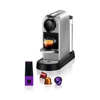 CitiZ Silver XN740B Nespresso machine