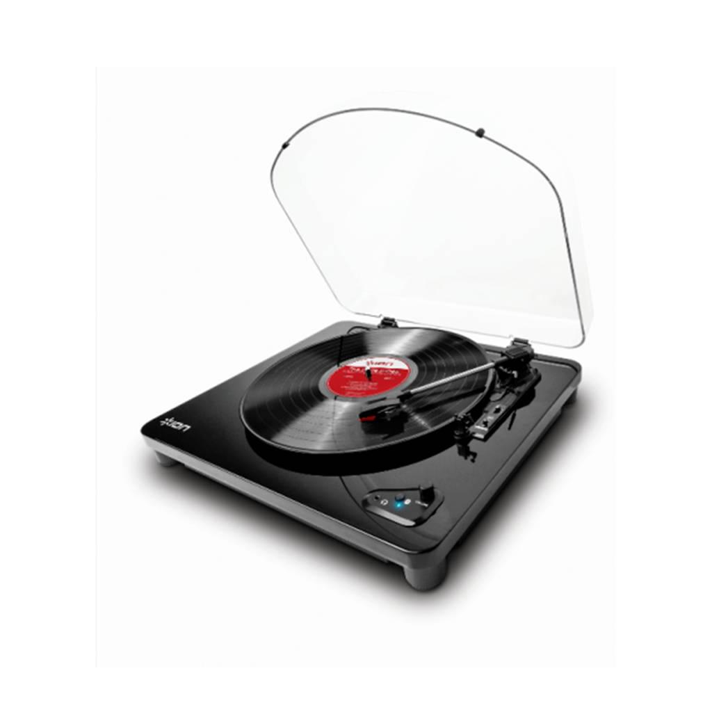 Ion AIR LP platenspeler zwart, Zwart