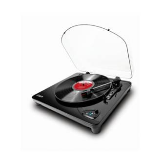 AIR LP platenspeler zwart