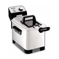 Tefal FR3380 Easy Pro friteuse, Roestvrijstaal