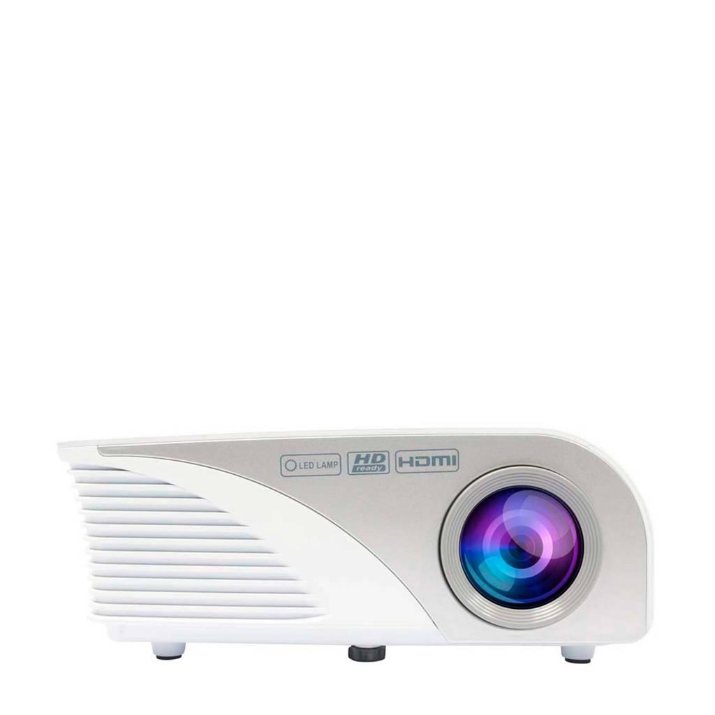 Salora 40BHD1200 LED beamer, Wit
