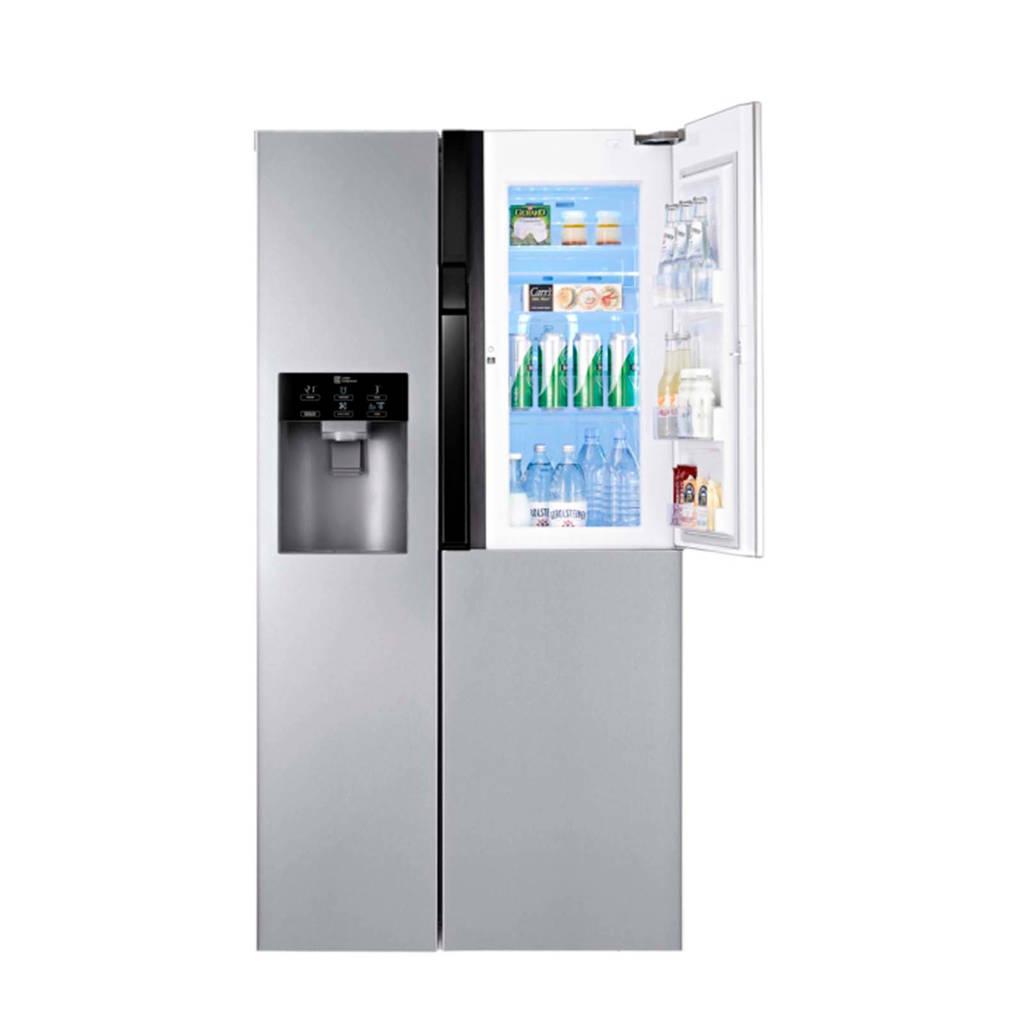LG GSJ560PZXV Door-in-door koelkast, Zilver