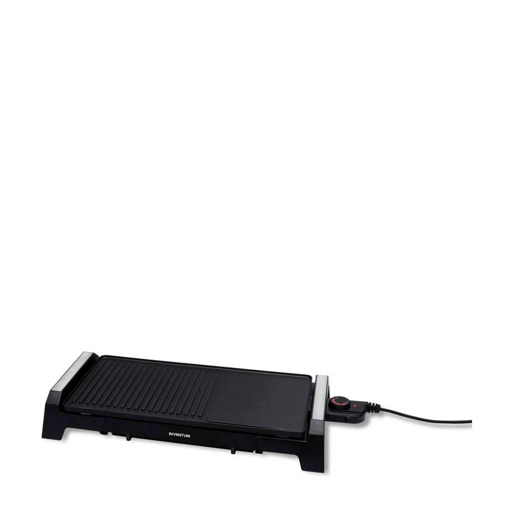 Inventum GP510 Bakplaat, Zwart