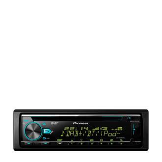 DEH-X7800DAB 1DIN DAB autoradio zwart