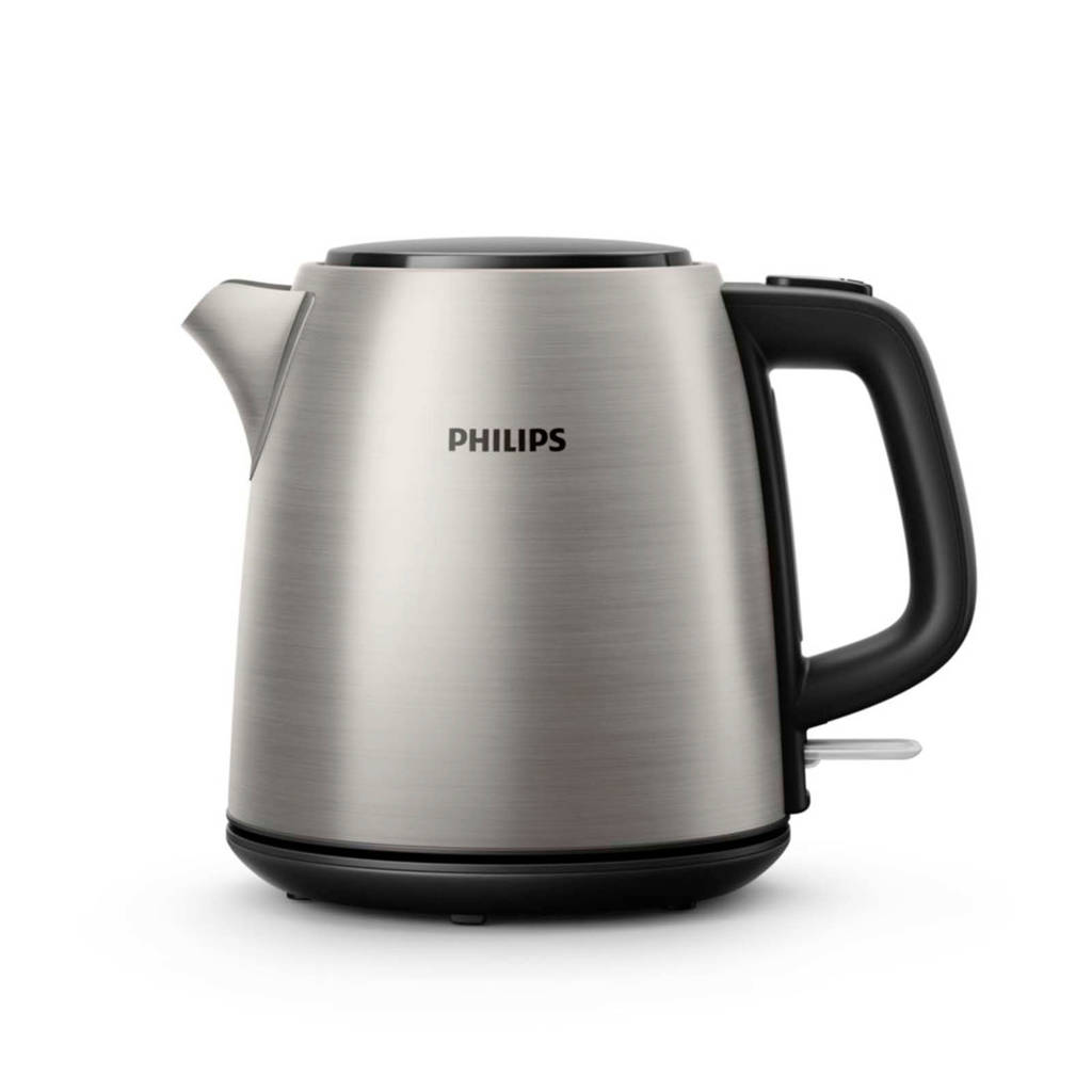Philips HD9348/10 Daily Collection waterkoker, Zilver, Zwart