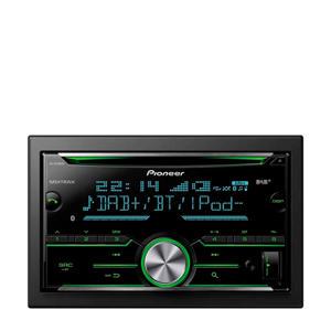 FH X840DAB 2DIN DAB autoradio zwart
