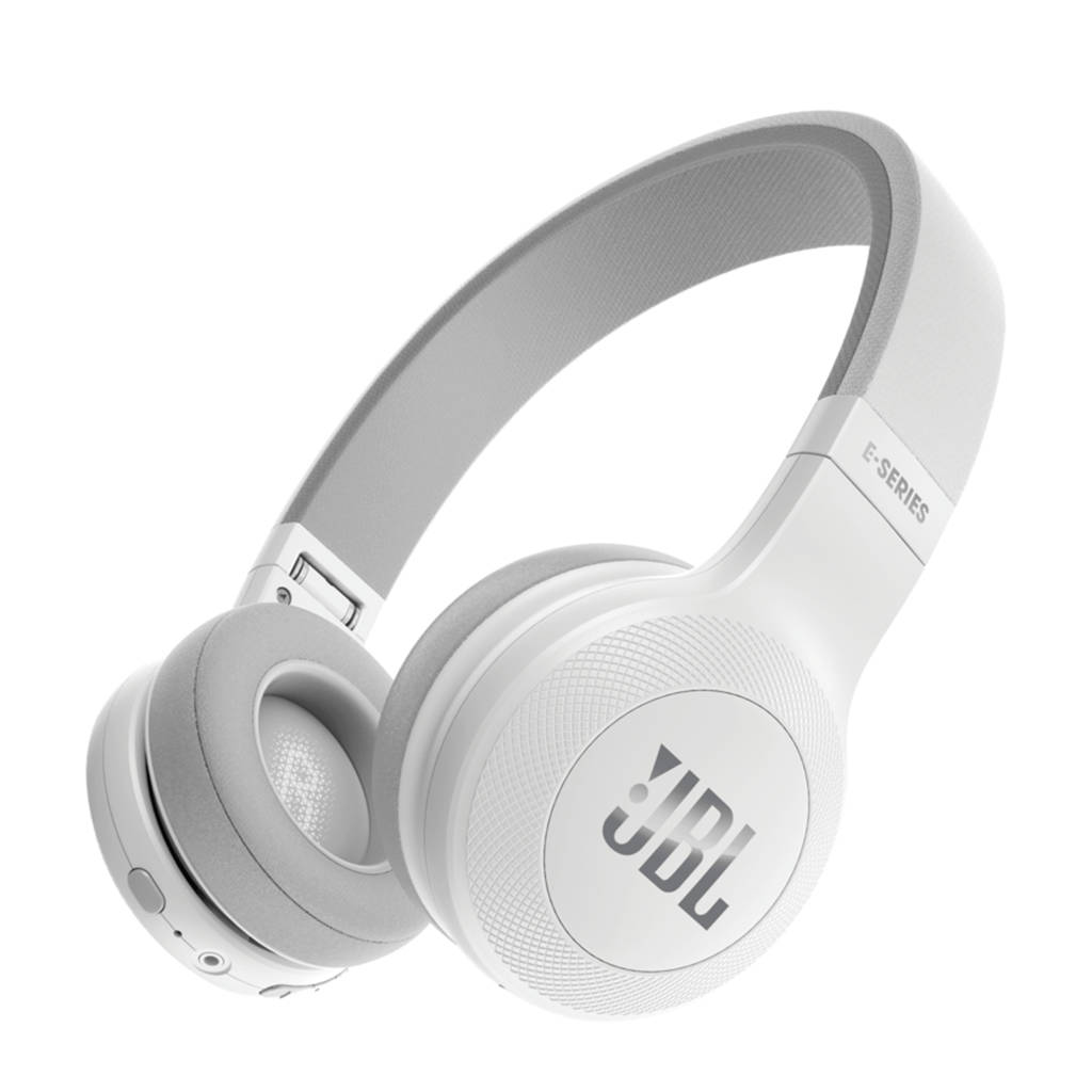 JBL E45 on-ear bluetooth koptelefoon wit, Wit