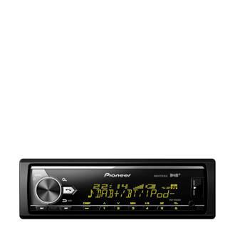 MVH-X580DAB 1DIN DAB+ autoradio zwart