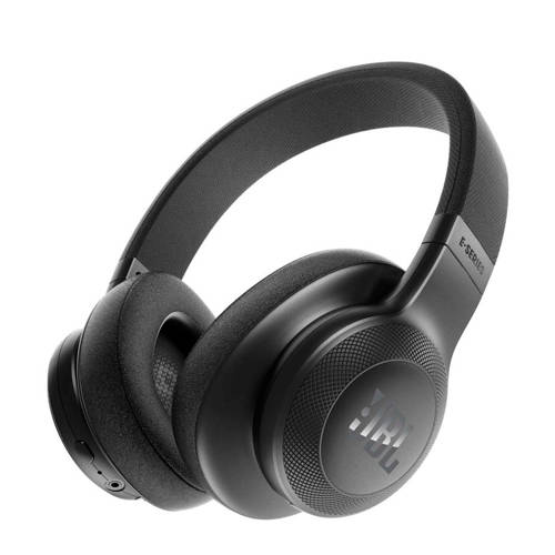 JBL E55 over-ear bluetooth koptelefoon zwart kopen