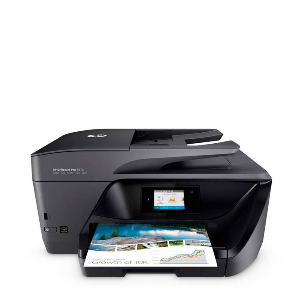 HP OfficeJet Pro 6970 All-in-One printer, Zwart