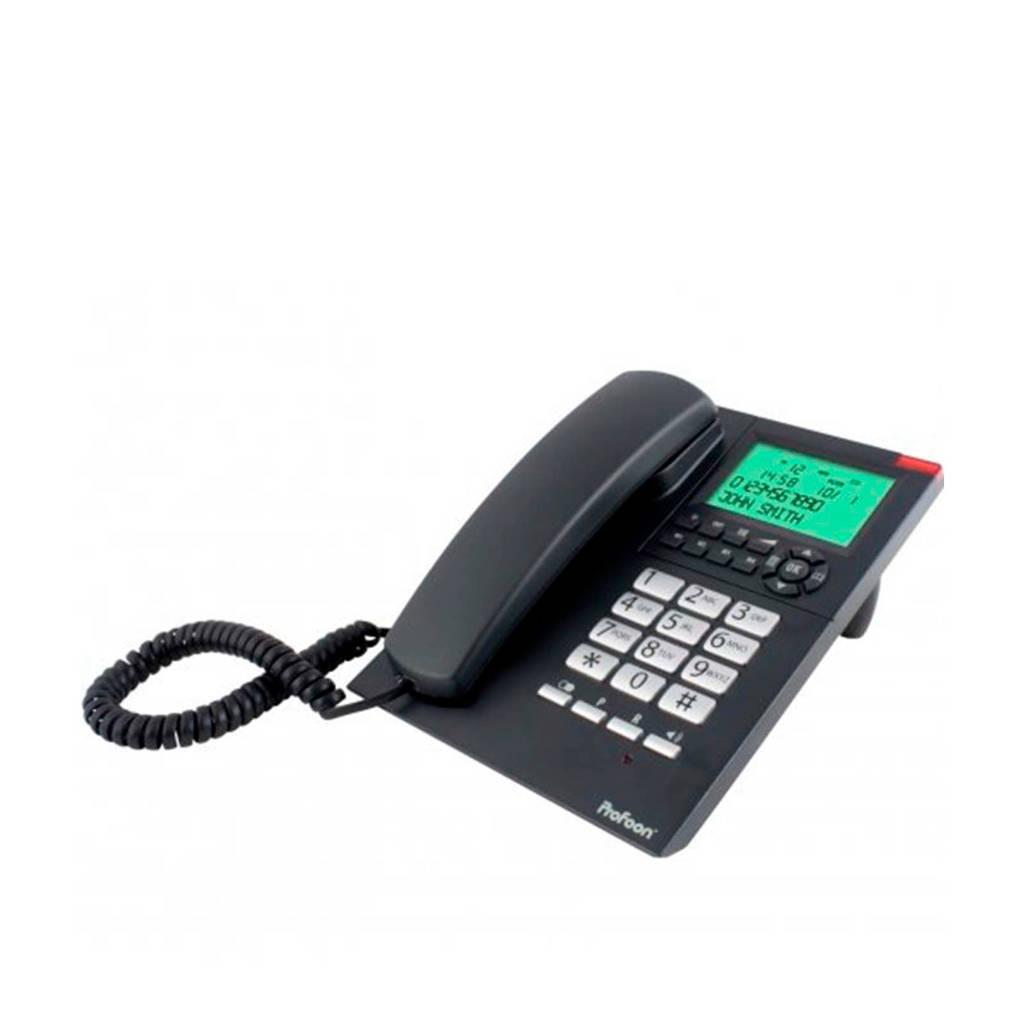 Profoon TX-325 huistelefoon, Zwart