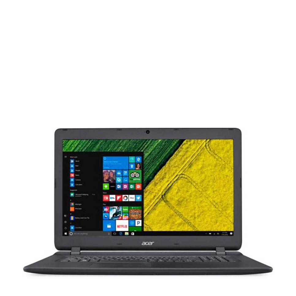 Acer ES1-732-C4J2 Laptop, Zwart