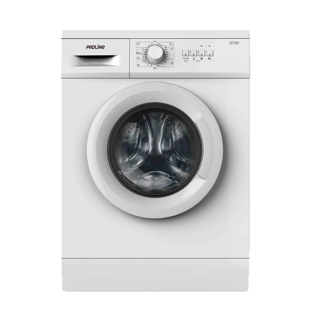 Proline FP8120WE wasmachine