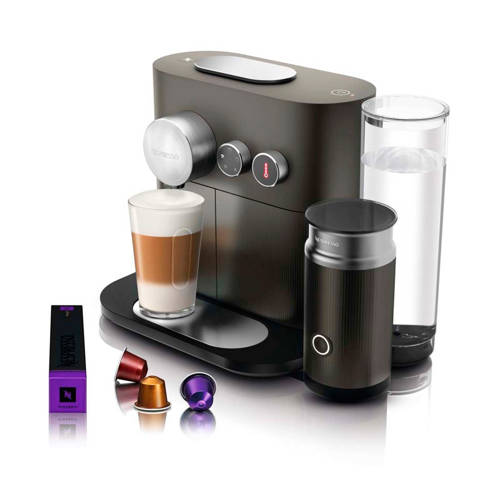 Magimix Expert & Milk Anthracite Grey M500 Nespresso machine kopen