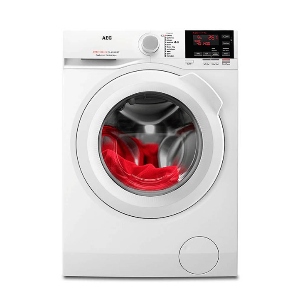 AEG L6FB84GW wasmachine