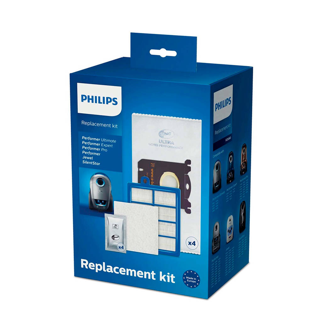 Philips FC8060/01 PerformerPro stofzak starterkit