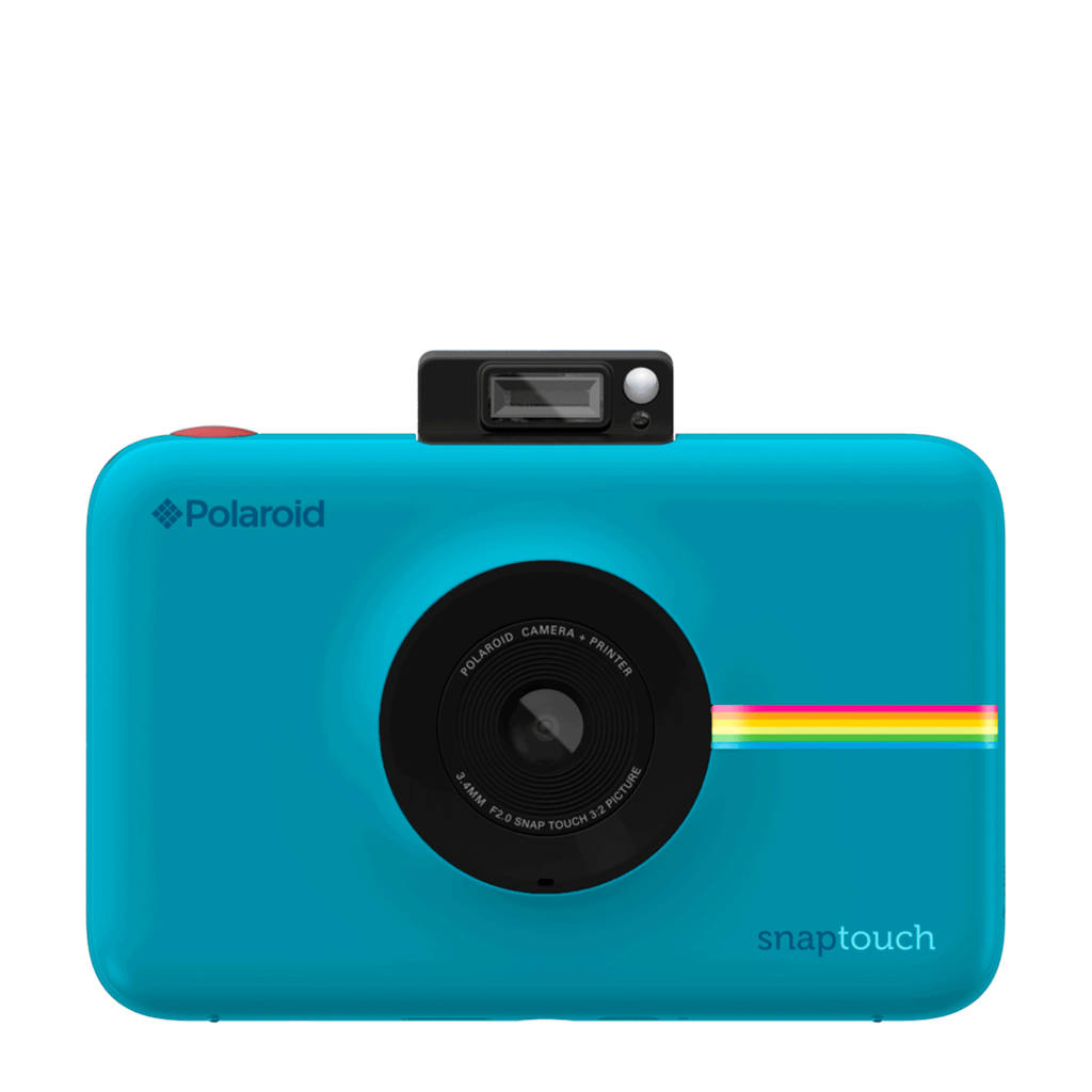 Polaroid Snap Touch Instant digitale compact camera, Blauw