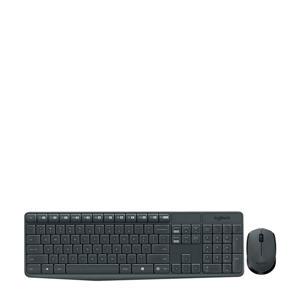 MK235 draadloos toetsenbord en muis