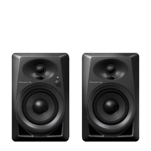 Pioneer DM-40 DJ monitor speakers ( 2 stuks) zwart kopen