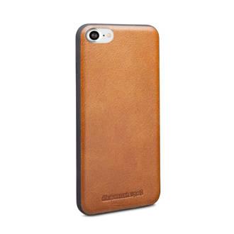 Billund backcover voor de iPhone 7 cognac