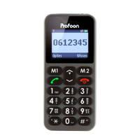 Profoon PM-778 GSM met SOS, Zwart