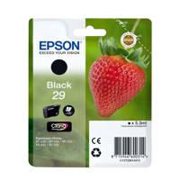 Epson AARDBEI ZWART T2981 cartridge, Zwart