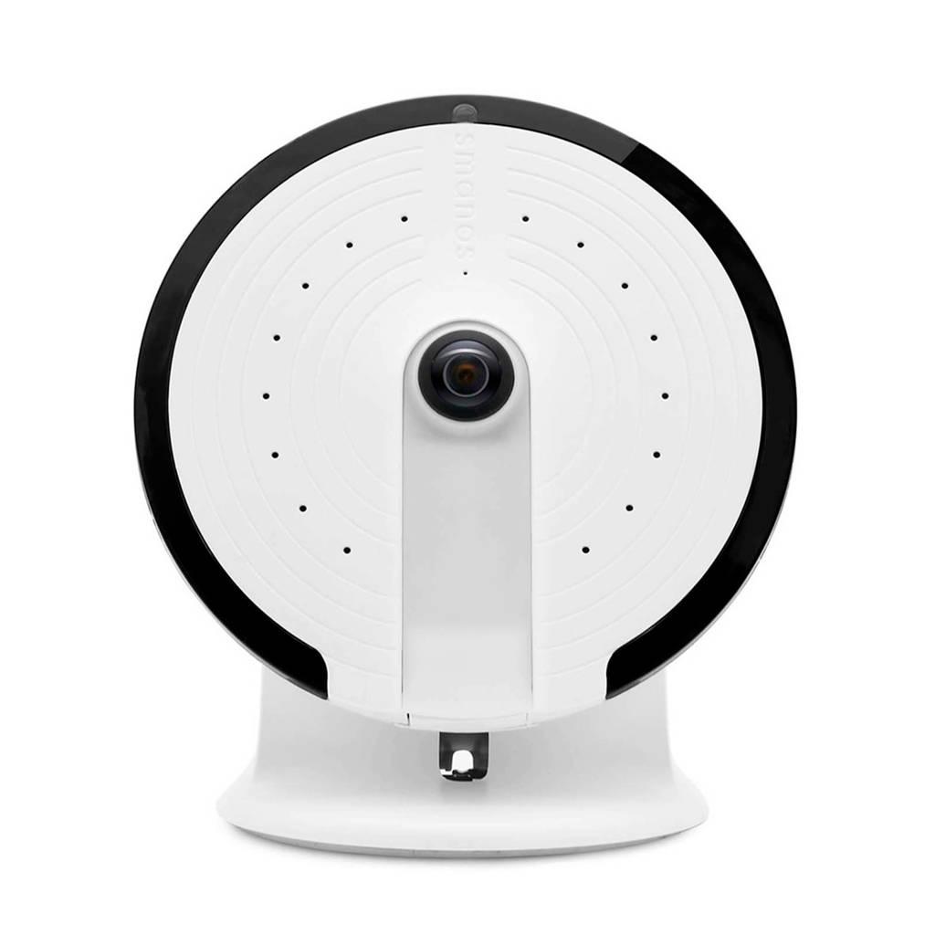 Smanos PT-180H IP-camera, Wit