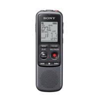Sony ICDPX240.CE7 voicerecorder, Zwart, grijs
