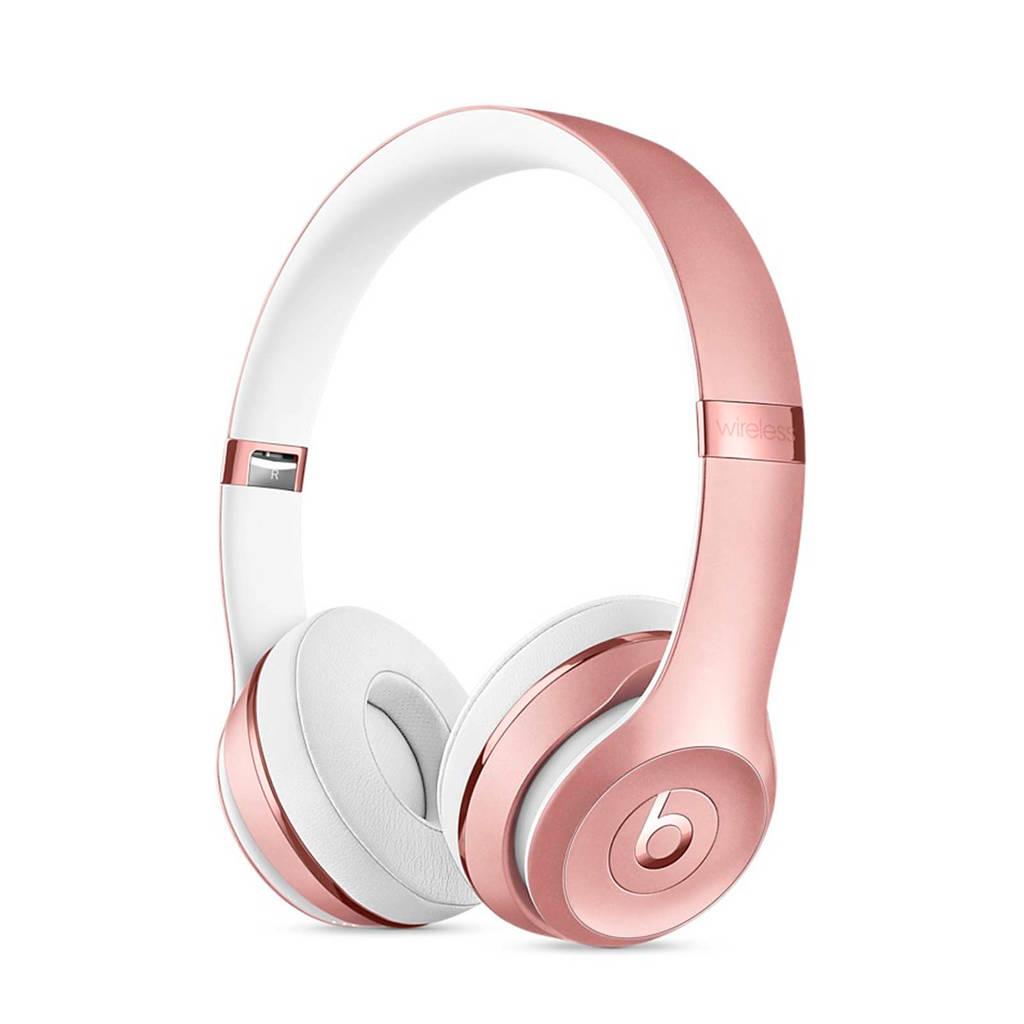 Beats Solo3 on-ear bluetooth koptelefoon rosé goud, Rosé goud