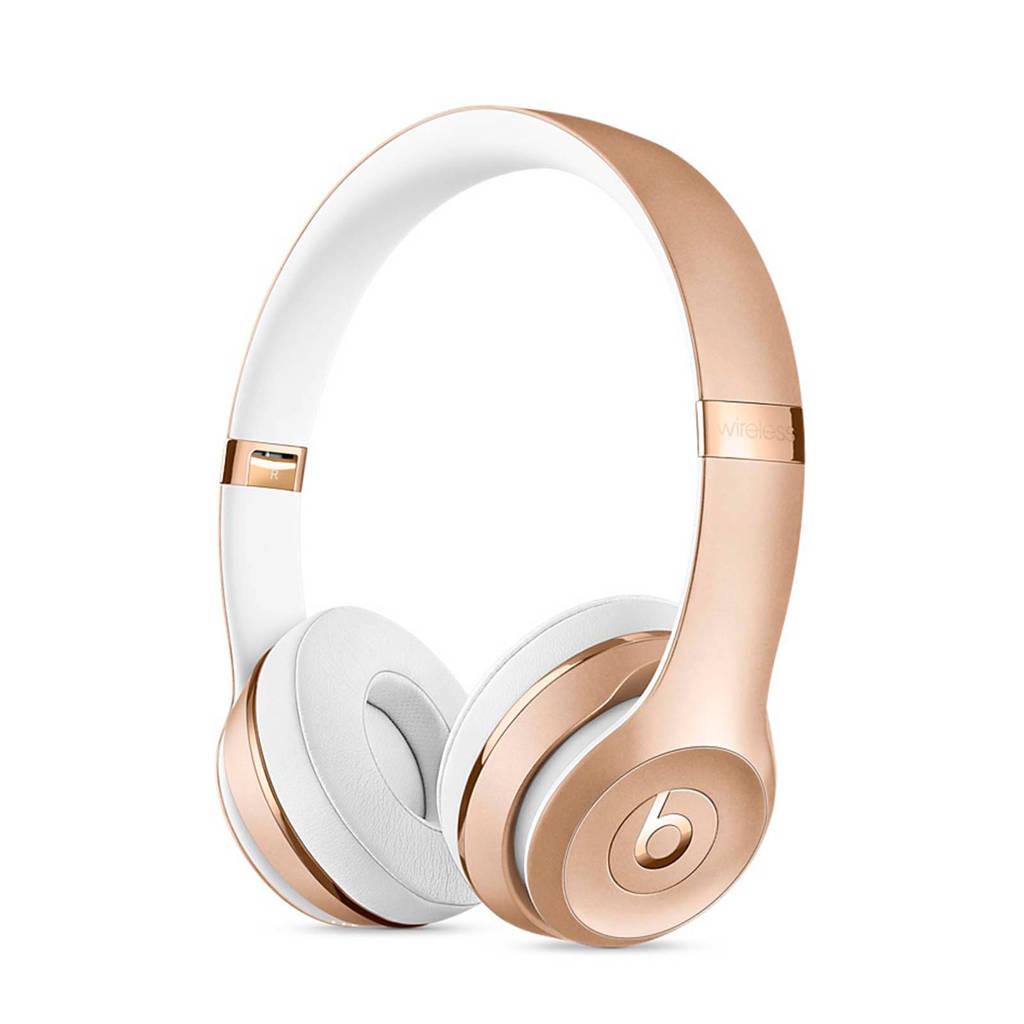 Beats Solo3 on-ear bluetooth koptelefoon goud, Goud