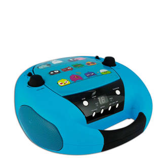Oizo radio en CD speler