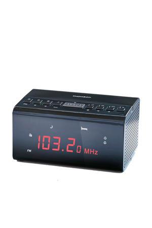 CR50 wekkerradio zwart