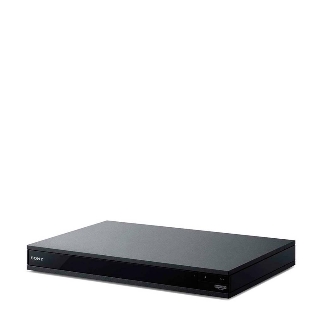 Sony UBP-X800 UHD Blu-ray speler, Zwart