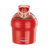 Magimix LE GLACIER 1.5L ROOD ijsmachine, Rood