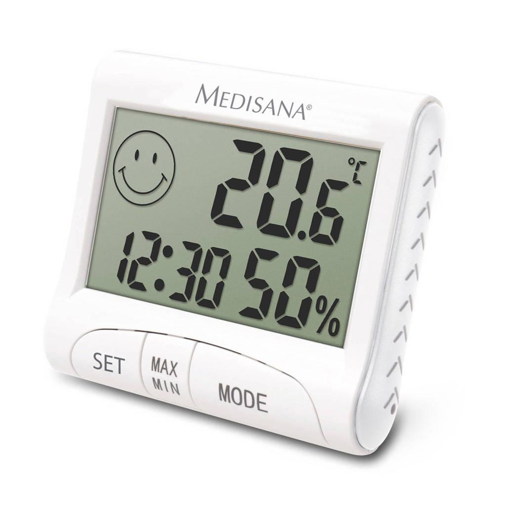 Medisana HG 100 hygro/thermometer, Wit