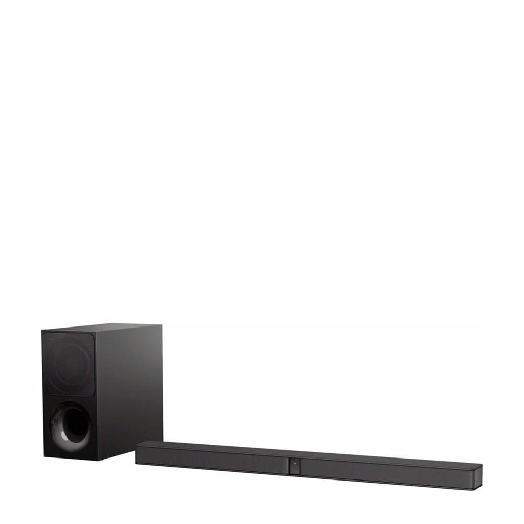 Sony HT-CT290 2.1 soundbar, Zwart