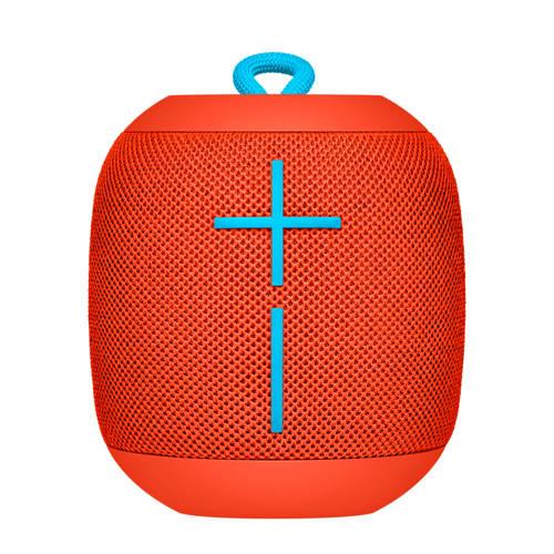 Ultimate Ears UE WONDERBOOM bluetooth speaker rood kopen