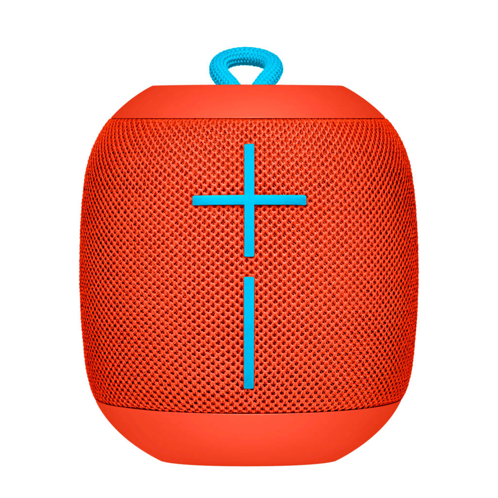 Ultimate Ears UE WONDERBOOM  bluetooth speaker rood, Rood