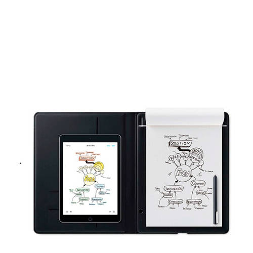 Wacom Bamboo Folio Small Bamboo Folio Small smartpad (digitaal notitieboek) kopen