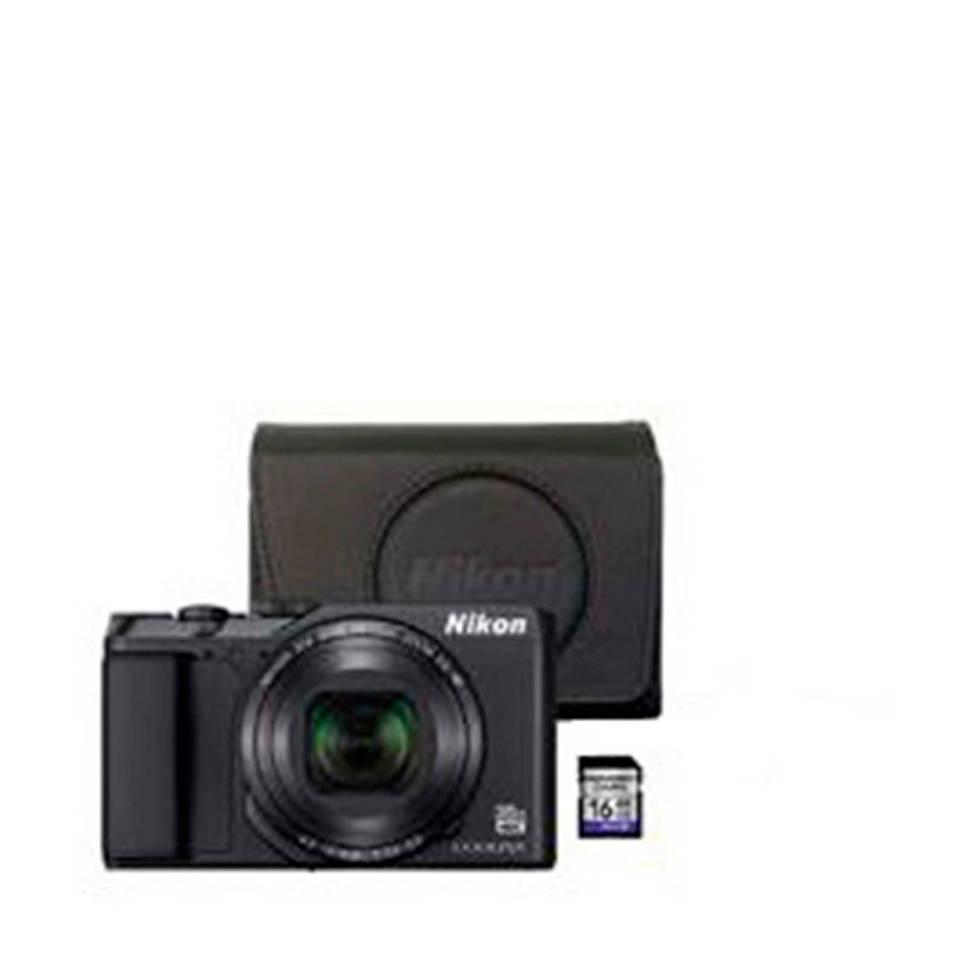 Nikon A900 PACK INCL. TAS & 16 GB SD KAART Digitale camera