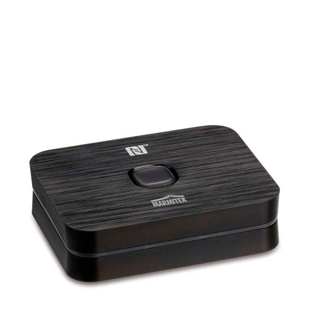 Marmitek BoomBoom 93 HD bluetooth muziek ontvanger, Zwart