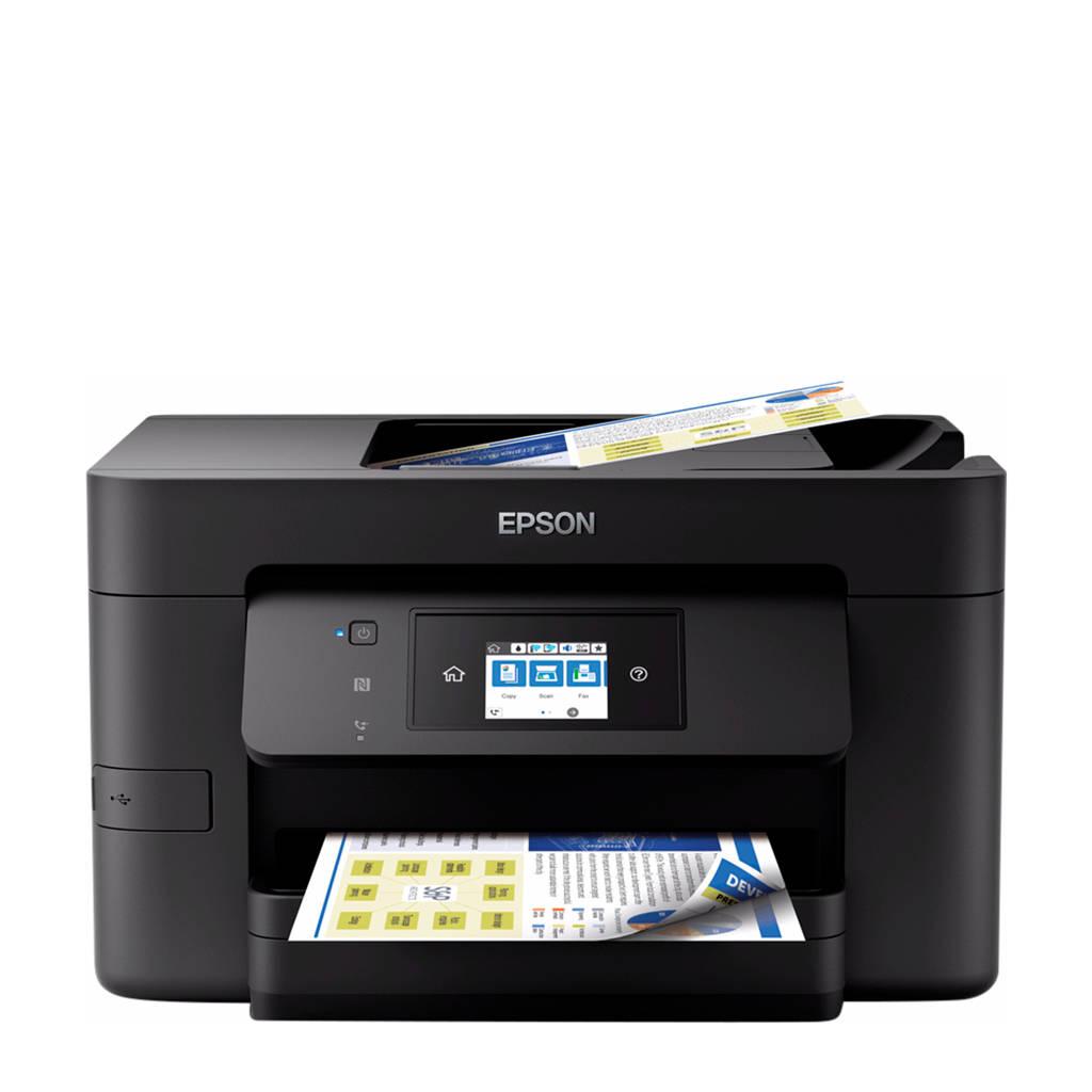 Epson WF3725DWF all in one printer, Zwart