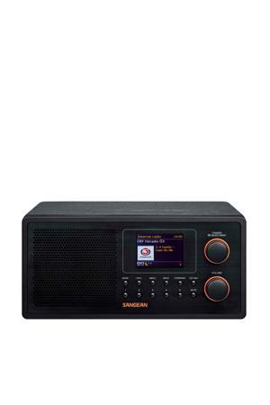 WFR-30 internet radio met DAB+/FM-RDS zwart