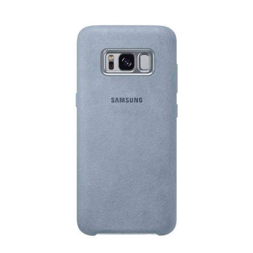 Samsung Galaxy S8 Alcantara Cover EF-XG950AM Mint