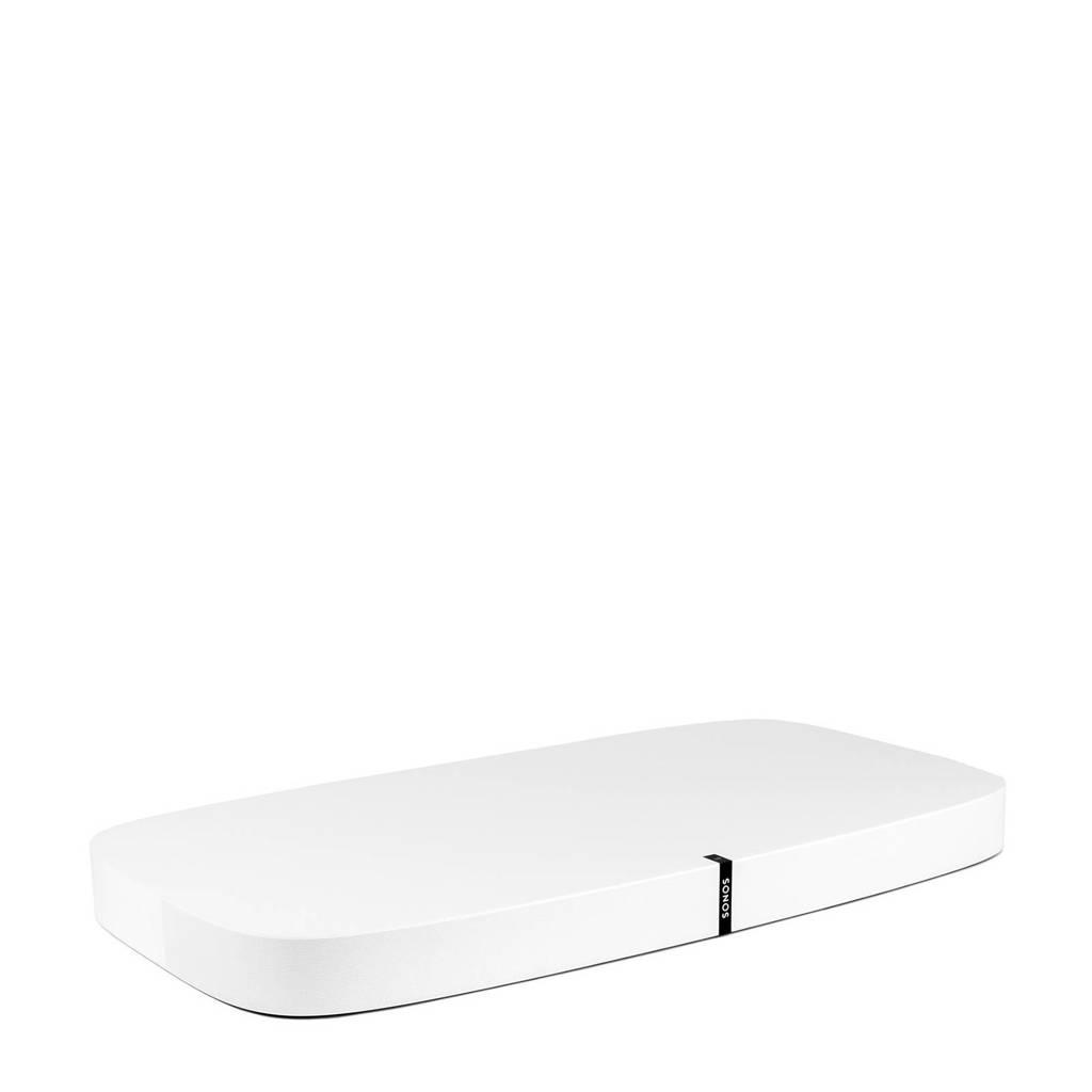 Sonos PlayBase draadloze HiFi soundplate, Wit