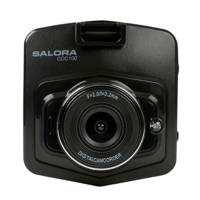 Salora CDC100 Full HD dashcam, Zwart