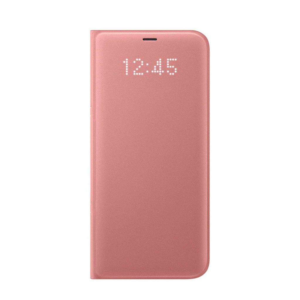 Samsung Galaxy S8+ LED viewcover, Roze